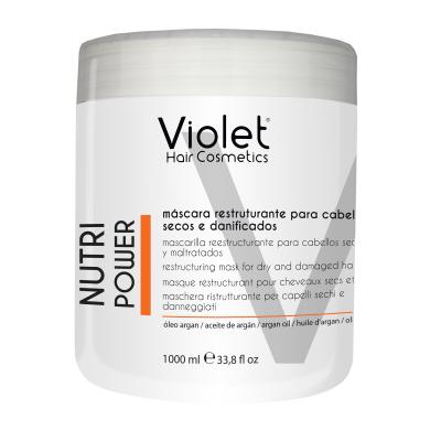 Máscara Violet Nutri Power 1000ml