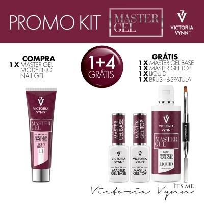 Kit Master Gel da Victoria Vynn 1 + 4 OFERTA