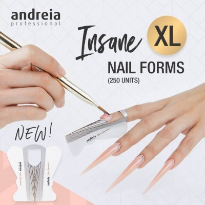 Insane XL Nail Forms Andreia