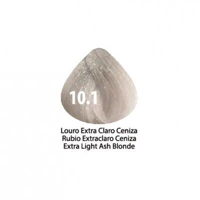 Tinta Violet Keratin Trendy 10.1 - 100ml - LOURO  EXTRA CLARO CINZA