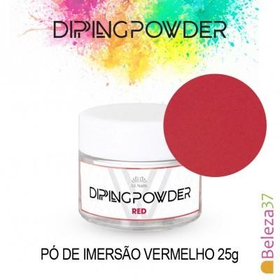 Dipping Powder Red 25g (Pó de Imersão Vermelho)