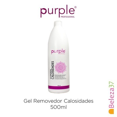 Gel Removedor de Calosidades Purple 500ml