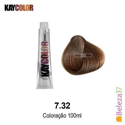 KayColor Coloração 100ml - Cor 7.32