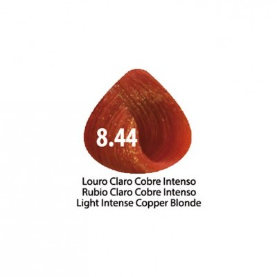 Tinta Violet Keratin Trendy 8.44 - 100ml - LOURO CLARO COBRE INTENSO