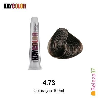 KayColor Coloração 100ml - Cor 4.73