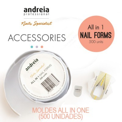 Moldes All in 1 Andreia