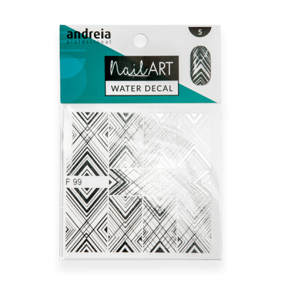 Water Decal Andreia - n.5 - F99