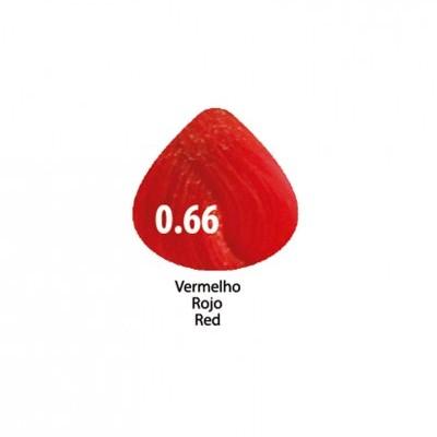 Tinta Violet Keratin Trendy 0.66 - 100ml - VERMELHO
