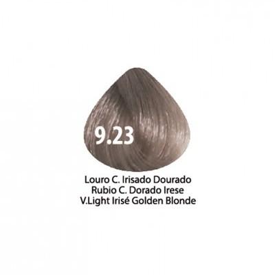 Tinta Violet Keratin Trendy 9.23 - 100ml - LOURO CLARÍSSIMO IRISADO DOURADO