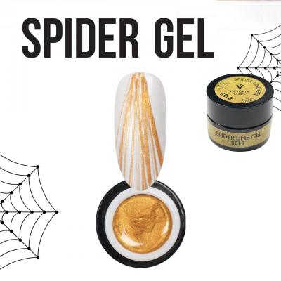 Spider Gel Victoria Vynn - Gold (Ouro)