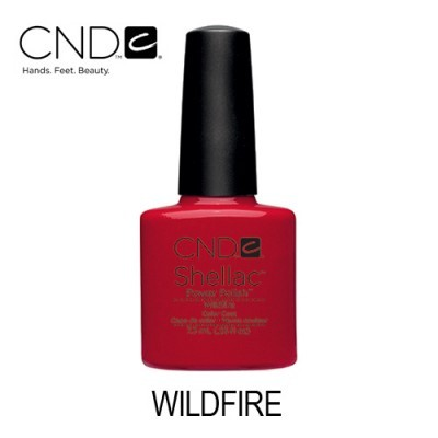 CND Shellac – Wildfire