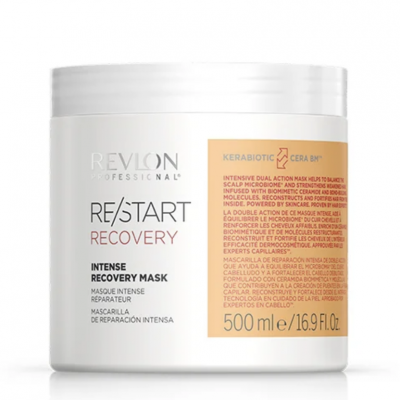 Revlon Restart Recovery Mask 500ml
