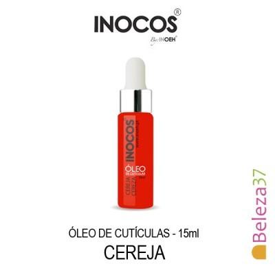 Óleo de Cutículas Inocos 15ml - Cereja