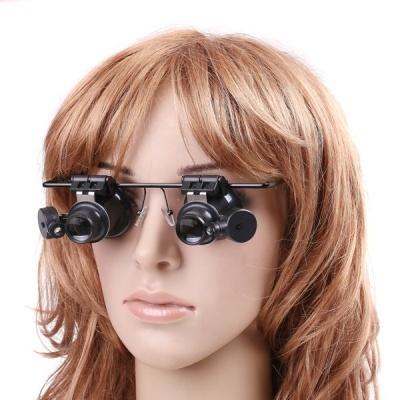 Óculos-Lupa com Ampliação de 20x