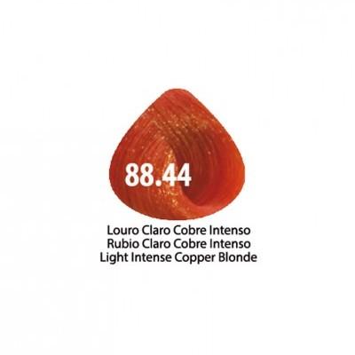 Tinta Violet Keratin Trendy 88.44 - 100ml - LOURO CLARO COBRE ULTRA INTENSO