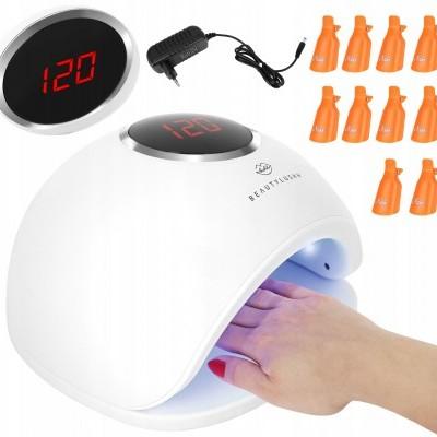 Catalisador ISO UV/LED Redondo de 48W de 36 Led's + OFERTA de 10 Clips