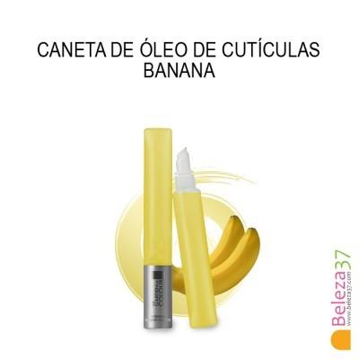 Caneta de Óleo de Cutículas - 03 - Banana