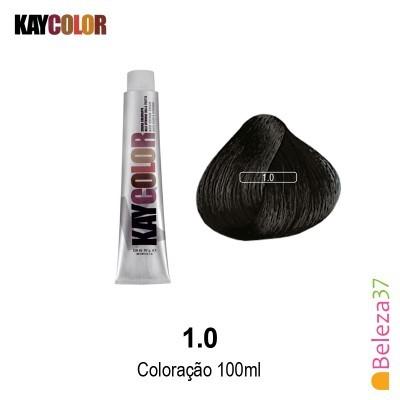 KayColor Coloração 100ml - Cor 1.0