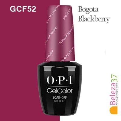 OPI GCF52 – Bogota Blackberry