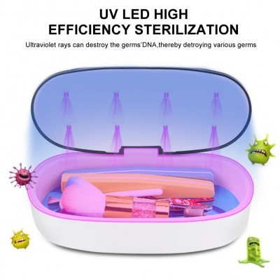 Mini Esterilizador Ultraviolet  X1 UVC LED