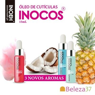 Óleo de Cutículas Inocos 15ml - Coco