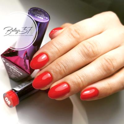 Verniz Gel Molly Lac – Glamour Women 008 – Red Carpet