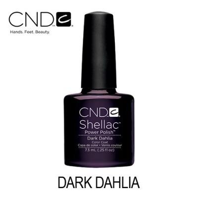CND Shellac – Dark Dahlia 09956