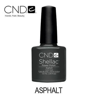 CND Shellac – Asphalt (Cinza Escuro)
