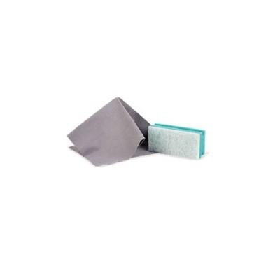 Kit de Limpeza Barbicide (Pano de microfibras + Esponja de 2 faces)