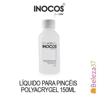 Líquido para Pincéis Polyacrygel 150ml