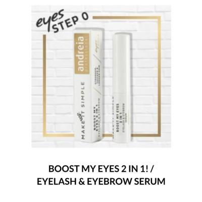 Andreia Eyes 0 - BOOST MY EYES 2 IN 1 - Eyelash & Eyebrow Serum