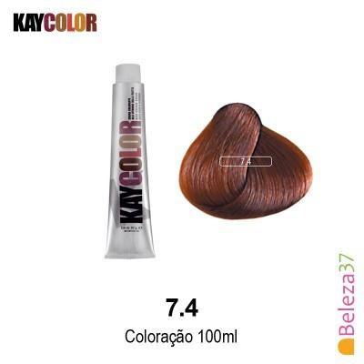 KayColor Coloração 100ml - Cor 6.5