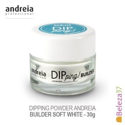 Dipping Powder Andreia - Builder Soft White 30g