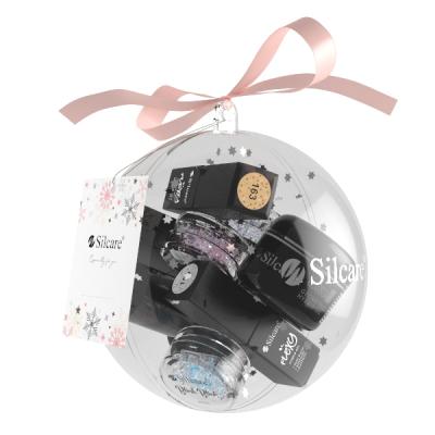 """Caixa Silcare """"Especially for you"""" - 8 Produtos"""