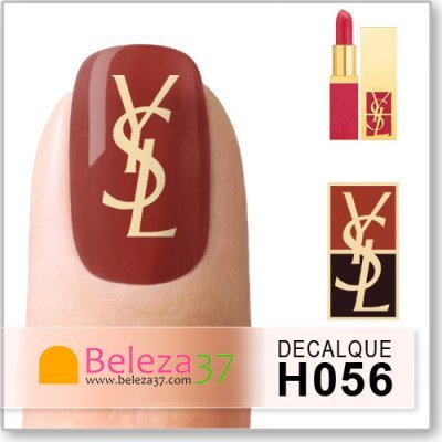 Decalques YSL (H056)