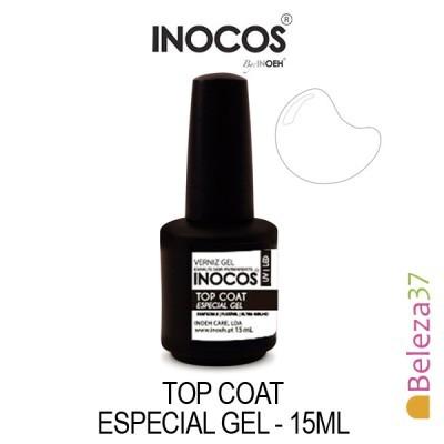 Top Coat Inocos Especial Gel 15ml