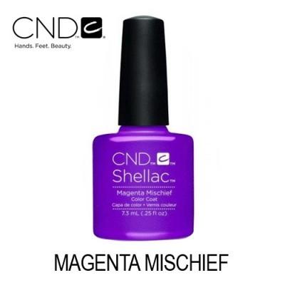 CND Shellac – Magenta Mischief