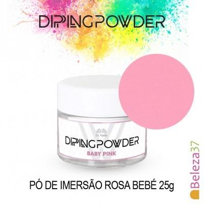 Dipping Powder Baby Pink 25g (Pó de Imersão Rosa Bebé)