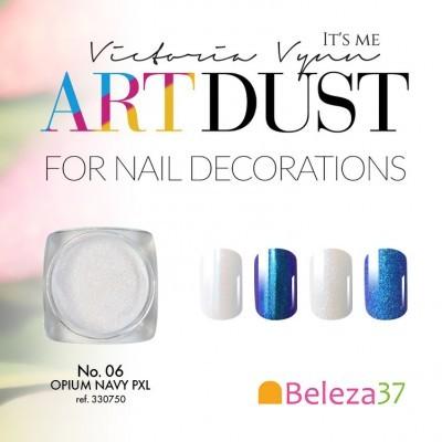 Art Dust Victoria Vynn 06 - OPIUM NAVY PXL