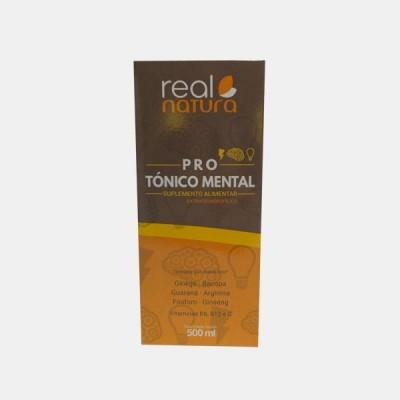 Pro-Tónico Mental Real Natura - Extrato Hidrofílico 500ml