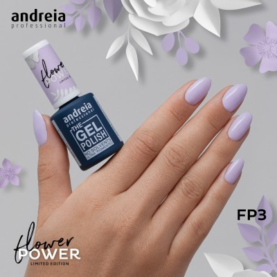 The Gel Polish Andreia FP3 - Lavanda