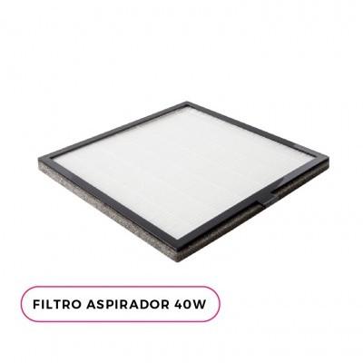 Filtro para Aspirador Inocos 40W