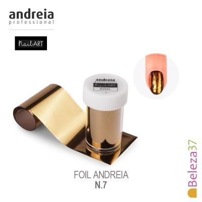 Foil Andreia - n.7