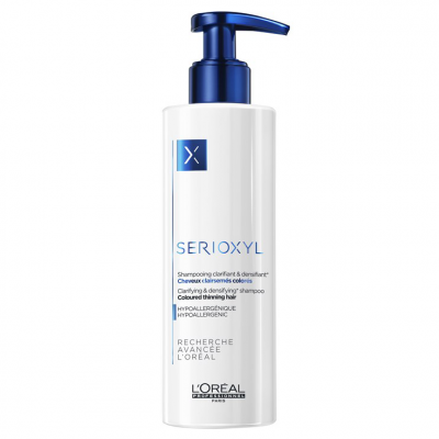 Champô L'Oréal Serioxyl Natural Thinning Hair 250ml