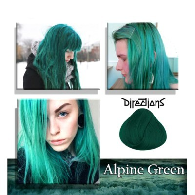La Riché - Directions - ALPINE GREEN