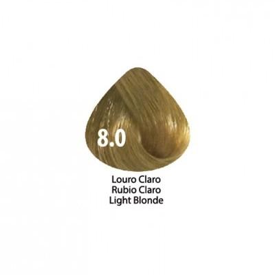 Tinta Violet Keratin Trendy 8.0 - 100ml - LOURO CLARO