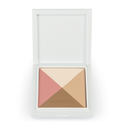 Andreia Face 6 - HEY! SCULPT MY FACE! - Easy Contour Palette
