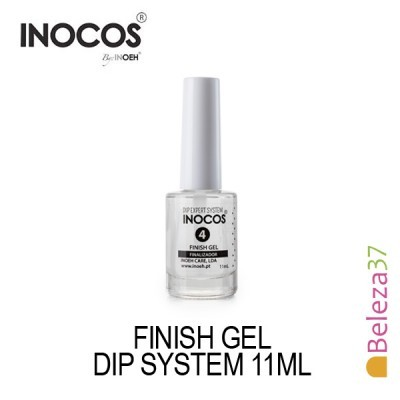 4 - FINISH GEL DIP SYSTEM 11ML