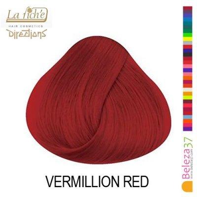 La Riché Directions - VERMILLION RED
