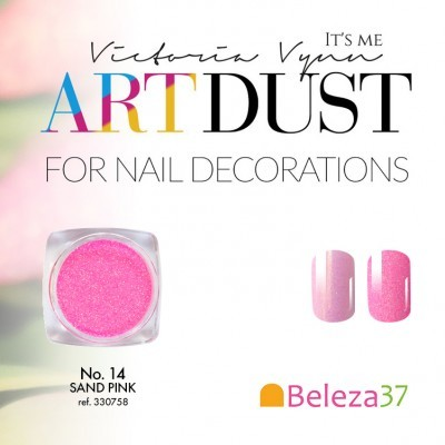 Art Dust Victoria Vynn 14 - SAND PINK